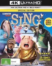Sing - 4K Ultra HD (Special Edition)