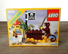 LEGO 6235 Pirates Buried Treasure BOXED with Instructions 1989 Pirate