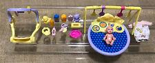 Barbie Happy Family 2002 Pregnant Midge Baby 🍼 & Accessories