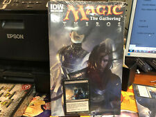 IDW Magic The Gathering Theros #5 Comic Duress Promo Sealed!