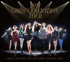 SNSD GIRLS' GENERATION [2011 GIRLS' GENERATION TOUR] DVD 2DISC+Special Photobook