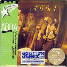 ABBA-S/T-JAPAN MINI LP SHM-CD BONUS TRACK Ltd/Ed G00