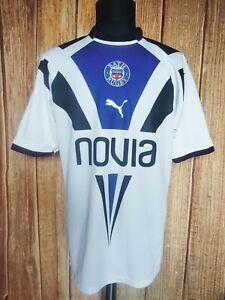 Bath Rugby Away Jersey 2012/13 Puma Shirt Sz L