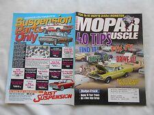 MOPAR MUSCLE--APRIL,2000--MAGAZINE