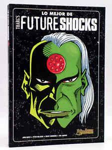 LO MEJOR DE FUTURE SHOCKS. 2000 AD (Smith, Milligan, Morrison, Gaiman) OFRT