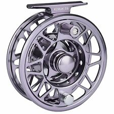 KastKing Kobuk Waterproof Fly Fishing Reel - Fly Reel Sizes 3/4, 5/6, 7/8, 9/10