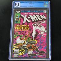 X-Men #127 🔥 CGC 9.6 White Pages 🔥 PROTEUS App! Marvel Comic Uncanny NM+ 1979