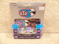 New 1996 Action 1:64 Diecast NASCAR Bobby Hamilton Richard Petty STP Silver #43