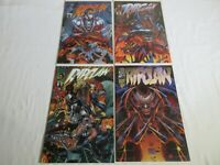 Image 1994 RIPCLAW #1 #2 #3 + Special VF/NM or better