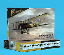 GASPATCH MODELS 1/48 Salmson 2A2 Mid type # 48002