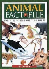 Animal Fact File: Head-To-Tail Profiles of Over 90 Mammals, Hare, Tony, Good Boo