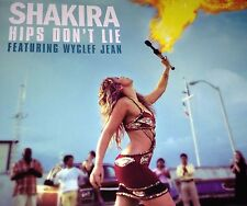 Shakira Wyclef Jean Hips Don't Lie CD Single Popular Song! Oral Fixation Vol. 2