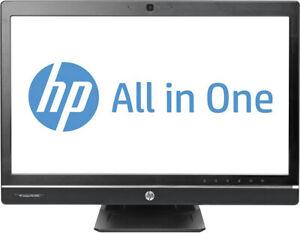 "[C] Barebone HP Elite 8300 Computer AIO PC 23"" NO CPU NO RAM 1TB HDD DVD TOUCH"