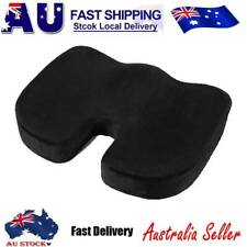 Memory Foam Coccyx Orthoped Seat Cushion Lumbar Back Cushion Relief Pain 1 ×1