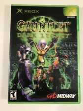 Gauntlet Dark Legacy - Xbox - Replacement Case - No Game
