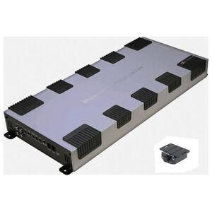 Power Acoustik EG110000D Edge Series 1 Ch. D Class 10000 Watts