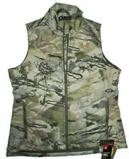 Under Armour women's Frost Puffer Hunting Vest sz Large retail $100 Ridge Reaper