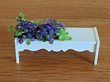 Lundby Flower Bench Dolls House Furniture Vintage 4205 Blomserblank Paula