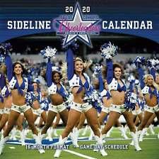 Dallas Cowboy Cheerleaders Calendar 2020