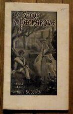 Le songe de Petrarque Bocquier Lombez editions syndicat initiative Gascogne 1937