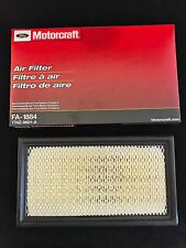 New OEM Genuine Ford Motorcraft Ford Engine Air Filter FA1884 7T4Z-9601-A
