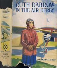 Ruth Darrow in the Air Derby Mildred Wirt 1st with DJ 1930 SCARCE