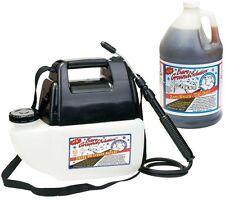 1 Gal Battery Powered Sprayer Liquid Deicer Garden Shoulder Strap Indoor Outdoor
