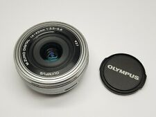 Olympus M. Zuiko 14-42mm EZ Power Zoom Pancake Micro 4/3 Lens