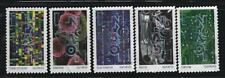 US Sc# 5514-5518 INNOVATIONS SET of 5 USED OFF PAPER SOUND