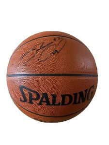 shaquille o'neal Signed Orlando Magic Game Ball