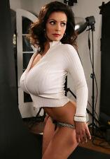 HOT SEXY PHOTO A4  .Denise Milani (8x12)
