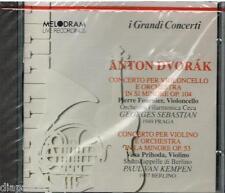 Dvorak: Concerti Per Violoncello, Violino / Fournier, Prihoda, Van Kempen - CD