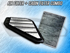 AIR FILTER CABIN FILTER COMBO FOR 2010 2011 2012 2013 2014 2015 2016 GMC ACADIA