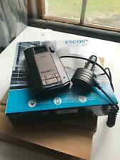 Escort iXc Long Range Radar Laser Detector Black