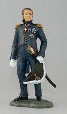 Del Prado - Napoleonic French General Louis M. Letort 1815 COM034 90mm 1/18