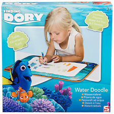 FINDING DORY Water Doodle Set Aqua Draw Drawing / Painting Mat - No Mess Fun Art