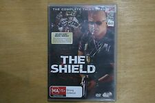 The Shield : Season 3 (DVD, 2007, 4-Disc SetThe Shield  -   VGC Pre-owned (D49)