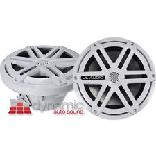 "JL AUDIO MX770-CCX-SG-WH 7.7"" Marine Boat Cockpit Coaxial Speakers 2-Way New"