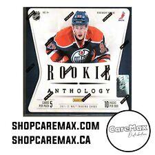 2011-12 Panini Rookie Anthology Hockey Hobby Box (FACTORY SEALED)
