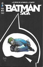 Batman Saga N°17 - Urban Comics-DC Comics - Octobre 2013