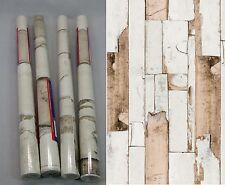 4er Set Klebefolie Holzoptik altes Holz Door - selbstklebende Folie Möbelfolie