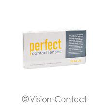 Perfect 30 AS UV 1 x 6 sphärische Kontaktlinsen Monatslinsen von MPG&E