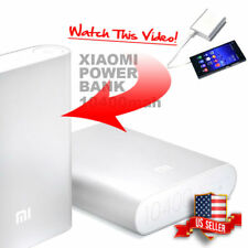 Xiaomi-MI - 10400mah Power Bank for Smartphone Tablets - Silver