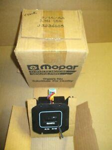 OEM Mopar J3236185 quartz clock 1980-1988 American Motors Corp, Jeep, NOS