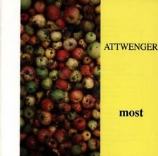 ATTWENGER - MOST  CD NEW+