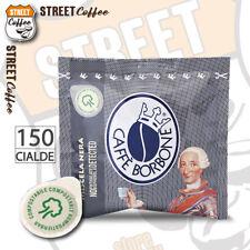 150 Cialde in Carta Caffè Borbone ESE 44 mm Miscela Nera Nero Filtrocarta