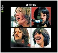 The Beatles - Let It Be Nuevo CD