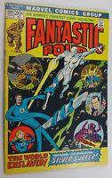 FANTASTIC FOUR #123 buscema classic   silver surfer galactus   VF