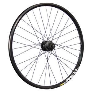 Taylor-Wheels 26 pollici ruota posteriore bici XM119 disco Deore FH-M525 nero