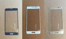 LCD Screen Front Glass Cover Lens For Samsung Galaxy Alpha G850